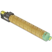 Compatible Ricoh 821027 Yellow Laser Toner Cartridge