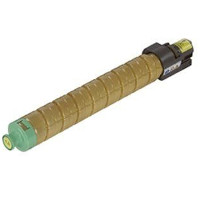 Compatible Ricoh 841298 Yellow Laser Toner Cartridge (Made in North America; TAA Compliant)