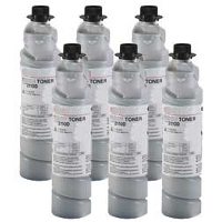 Ricoh 885208 Black Laser Toner Cartridges (6 per Carton) ( Replace 887976 )