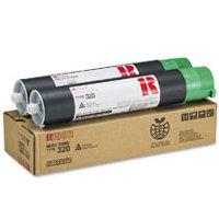 Ricoh 887716 Black Laser Toner Cartridges (2 per carton) ( Replace 887630 )