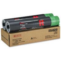 Ricoh 889264 Black Laser Toner Cartridges (2 per carton)