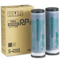 Risograph S-4202 InkJet Cartridges (2/Ctn)