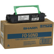Sharp FO50ND Black Laser Toner Cartridge