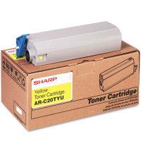 Sharp AR-C20TYU Laser Toner Cartridge