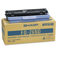 Sharp FO-26ND ( FO26ND ) Black Laser Toner Cartridge / Developer