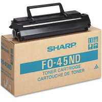 Sharp FO-45ND ( FO45ND ) Laser Toner Cartridge / Developer