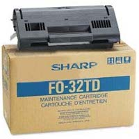 Sharp FO32TD Black Laser Toner Cartridge / Developer