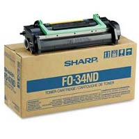 Sharp FO34ND Black Laser Toner Cartridge / Developer
