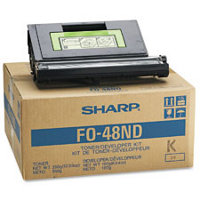Sharp FO48ND Black Laser Toner Cartridge / Developer