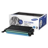 Samsung CLP-C660A Laser Toner Cartridge
