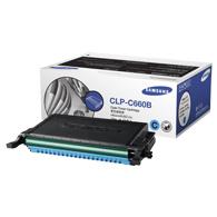 Samsung CLP-C660B Laser Toner Cartridge
