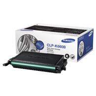 Samsung CLP-K660B Laser Toner Cartridge