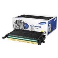 Samsung CLP-Y660B Laser Toner Cartridge