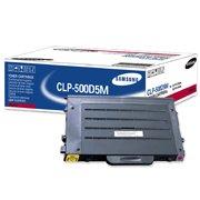 Samsung CLP-500D5M ( Samsung CLP500D5M ) Magenta Laser Toner Cartridge
