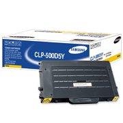 Samsung CLP-500D5Y ( Samsung CLP500D5Y ) Yellow Laser Toner Cartridge