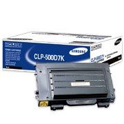Samsung CLP-500D7K ( Samsung CLP500D7K ) Black Laser Toner Cartridge