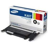 Samsung CLT-K407S Laser Toner Cartridge