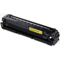 Laser Toner Cartridge Compatible with Samsung CLT-Y503L