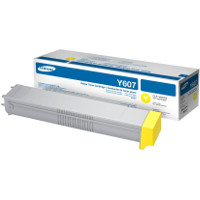 OEM Samsung CLT-Y607S Yellow Laser Toner Cartridge