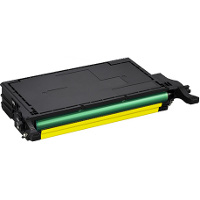 Laser Toner Cartridge Compatible with Samsung CLT-Y609S