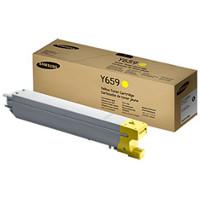 Samsung CLT-Y659S Laser Toner Cartridge