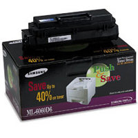 Samsung ML-6000D6 ( Samsung ML6000D6 ) Black Laser Toner Cartridge