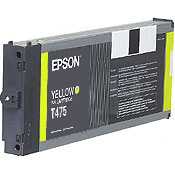 Epson T475011 Yellow Inkjet Cartridge