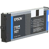 Epson T477011 Cyan Inkjet Cartridge