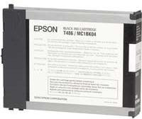 Epson T486011 Black InkJet Cartridge