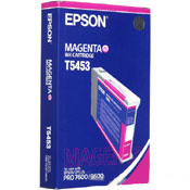 Epson T545300 Magenta Photographic Dye InkJet Cartridge