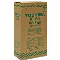 Toshiba IF03 ( Toshiba IF03W ) Thermal Transfer Ribbons (2/Box)