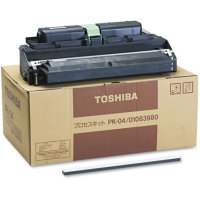 Toshiba PK04 Laser Toner Process Kit ( Replaces PK02 )