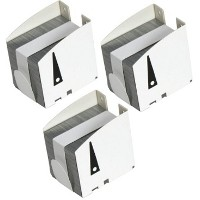 Toshiba STAPLE700 Compatible Laser Toner Staple Cartridges (3/Box)