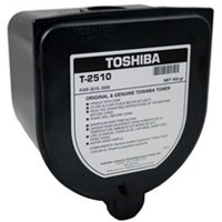 Toshiba T2510 Black Laser Toner Cartridge