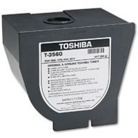 Toshiba T3560 Black Laser Toner Cartridge