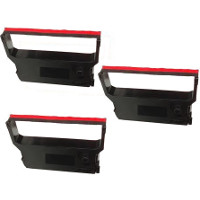 Verifone CRM0023BR Compatible POS Printer Ribbons (3/Pack)