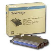 Xerox / Tektronix 016-1657-00 Cyan High Capacity Laser Toner Cartridge