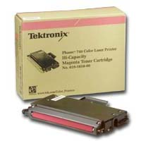 Xerox / Tektronix 016-1658-00 Magenta High Capacity Laser Toner Cartridge