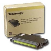 Xerox / Tektronix 016-1687-00 Yellow Laser Toner Cartridge