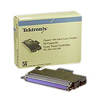 Xerox / Tektronix 016-1804-00 Cyan Laser Toner Cartridge