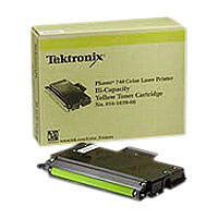 Xerox / Tektronix 016-1806-00 Yellow Laser Toner Cartridge