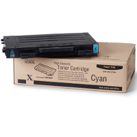 Xerox 106R00680 Cyan High Capacity Laser Toner Cartridge