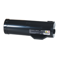 Compatible Xerox 106R02740 Black Laser Toner Cartridge (Made in North America; TAA Compliant)