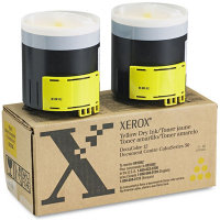 Xerox 6R1052 Yellow Laser Toner Cartridges (2 per Carton) ( Replace 6R948 )