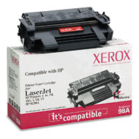 Xerox 6R903 Laser Toner Cartridge, replaces and compatible with HP 92298A